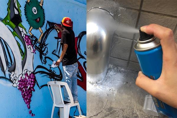 自喷漆灌装机应用范围展示